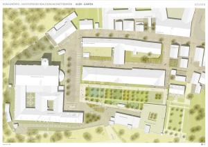 1.1 Preis Neuordnung Auer-Garten - Rehwaldt Landschaftsarchitekten Plan1