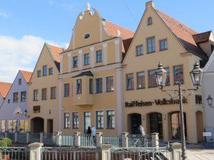 mittlere Fassade