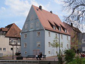 Hindenburgstraße 11 = Museumsplatz 3 - 2016-04-30