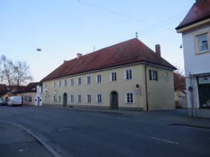 Pflegstraße 19+21 Armenhaus