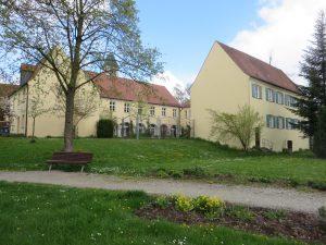 Pflegstraße 21a+b- ehem. Kapuzinerkloster