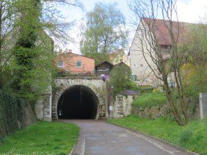 Promenade - Eisenbahntunnel - 2016-04-24