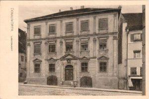 Reichsstraße 32 - 1910 - Landbauamt